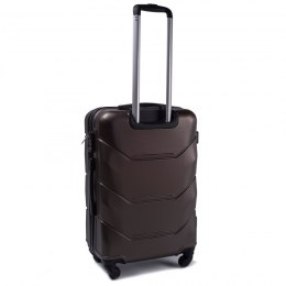 147, Large travel suitcase Wings L, Coffee