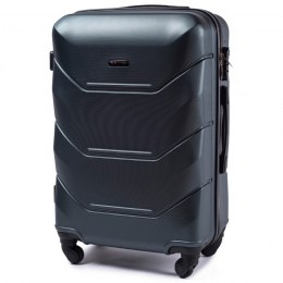 147, Large travel suitcase Wings L, Dark green