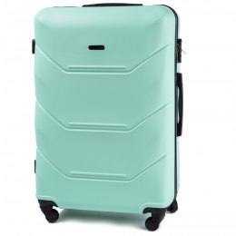 147, Large travel suitcase Wings L, Light green