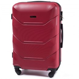 147, Small cabin suitcase Wings XS, Blood red