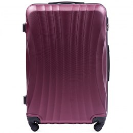 159, Large travel suitcase Wings L, Burgundy