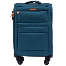 2861, Cabin suitcase super light Wings S, TOURQUSE