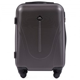 888, Small cabin suitcase Wings XS, Dark grey