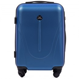 888, Small cabin suitcase Wings XS, Middle blue