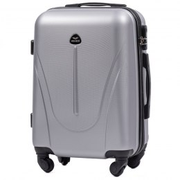 888, Small cabin suitcase Wings XS, Silver