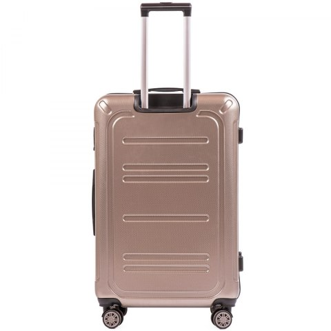 100 % POLICARBON / PC175, Large suitcase Wings Bronze / 5 years warranty