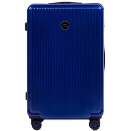 100 % POLICARBON / PC565, Large suitcase Wings Royal blue / 5 years warranty