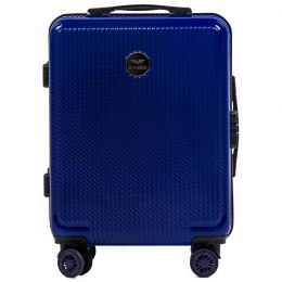 100 % POLICARBON / PC565,Cabin suitcase Wings S, Royal blue/ 5 years warranty