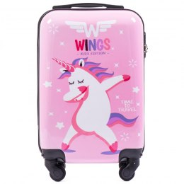 PC-KD01, Small cabin suitcase Wings XS, UNICORN