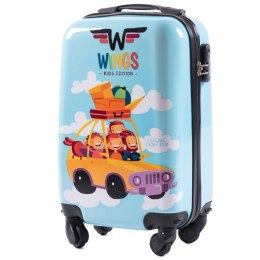 PC-KD01, Small cabin suitcase Wings XS, CAR