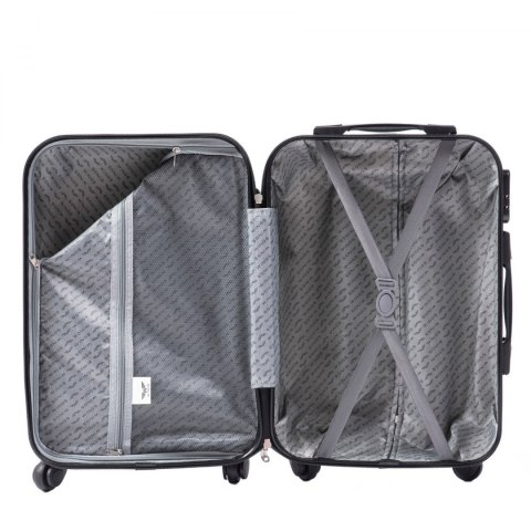 PC-KD01, Cabin suitcase Wings S, FLAMING