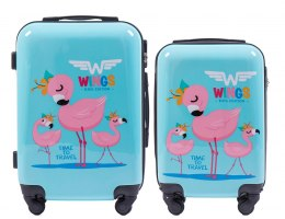 PC-KD01, Luggage 2 sets (S,XS) Wings, FLAMING