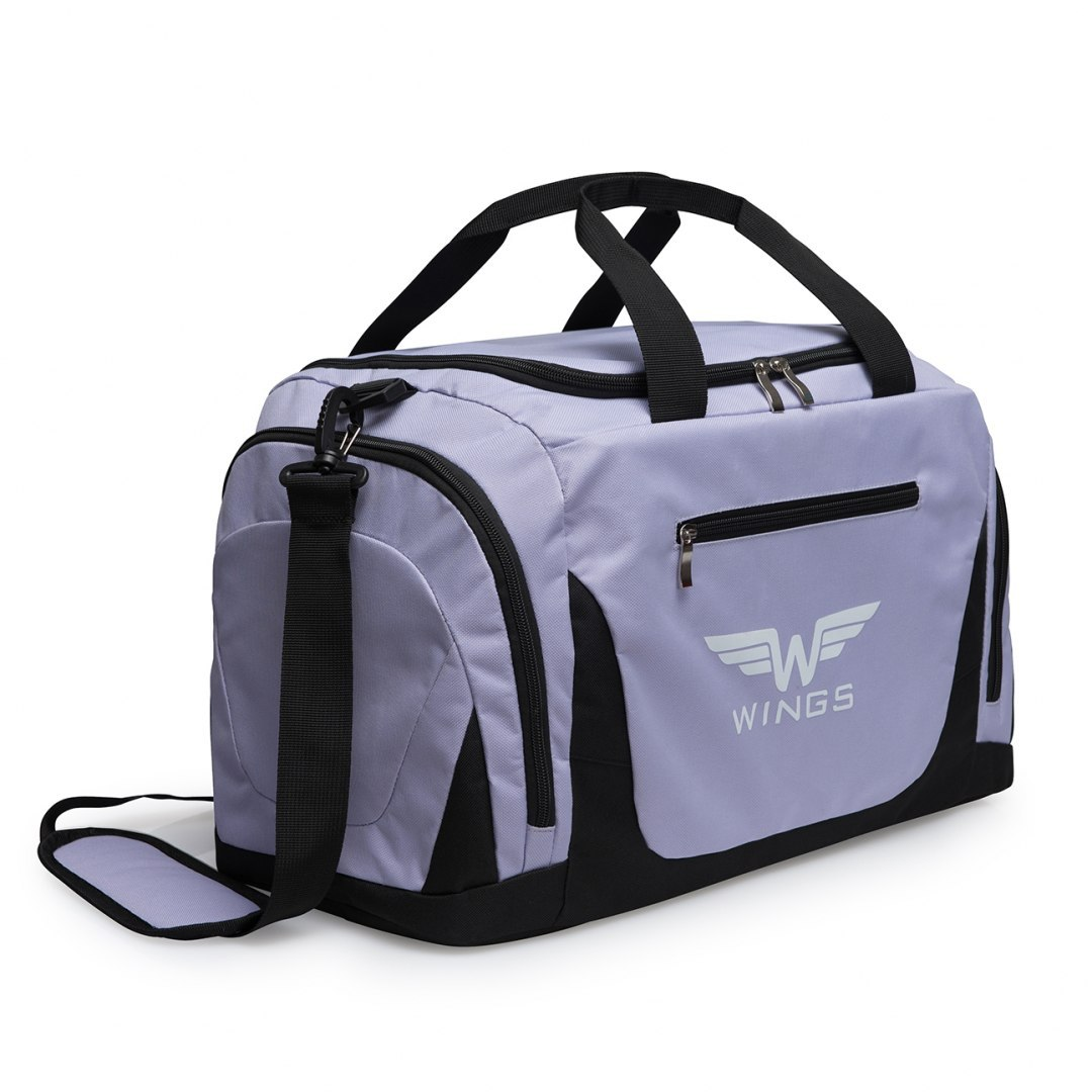 Sports / Travel bags WINGS TB1005 S, Light purple