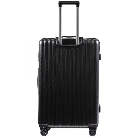 100 % POLICARBON / PC5223, Large suitcase Wings Dark grey / 5 years warranty