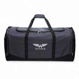 Sports / Travel bags WINGS TB1002 L, Grey-black