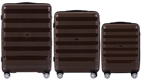 PP07, Luggage 3 sets (L,M,S) Wings, Cooper