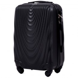 304, Cabin suitcase Wings S, Black