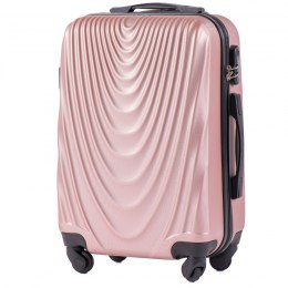 304, Cabin suitcase Wings S, Rose gold