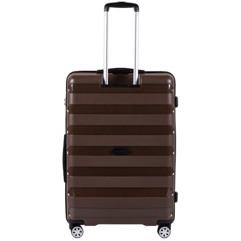 PP07, Large travel suitcase Wings L, Cooper- Polypropylene