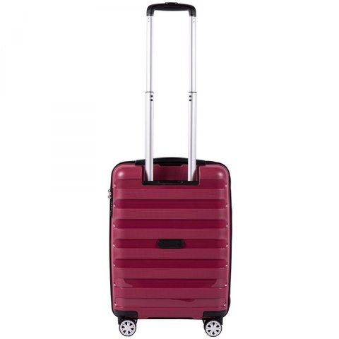 PP07, Cabin suitcase Wings S, Red- Polipropylene
