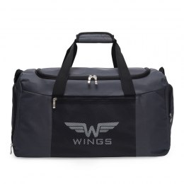 Sports / Travel bags WINGS TB1003 S, Grey-white