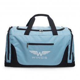 Sports / Travel bags WINGS TB1005 M, Light blue
