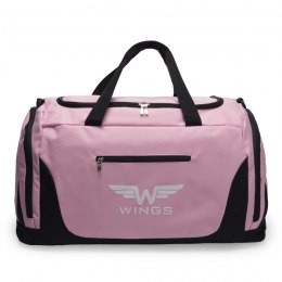 Sports / Travel bags WINGS TB1005 M, Pink