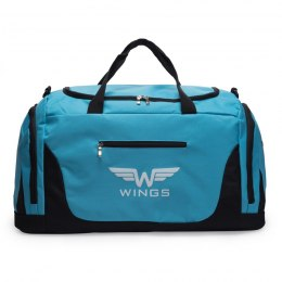 Sports / Travel bags WINGS TB1005 M, Turquoise