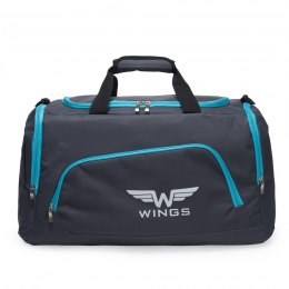 Sports / Travel bags WINGS TB1006 M, Grey-light green