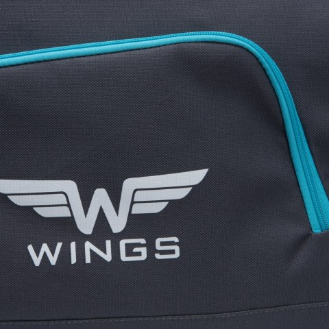 Sports / Travel bags WINGS TB1006 S, Grey-light green