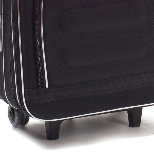 A801, suitcase CODURA L, Black