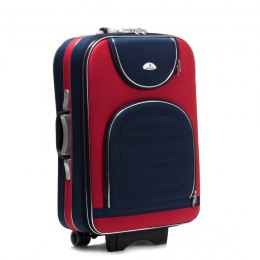 A801, suitcase CODURA M, Red/Blue