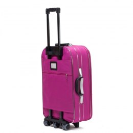 A801, suitcase CODURA M, Rose Red