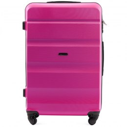 AT01, Large travel suitcase Wings L, Rose Red