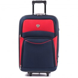 102, suitcase CODURA L, Blue/Red