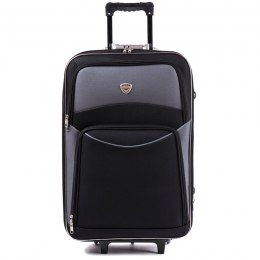 102, suitcase CODURA M, Black/Grey