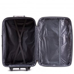 102, suitcase CODURA S, Black/Blue