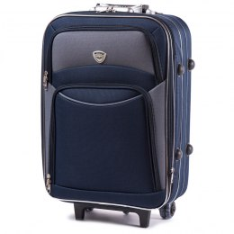 102, suitcase CODURA S, Black/Grey