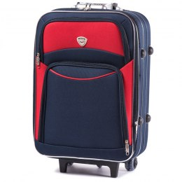 102, suitcase CODURA S, Blue/Red