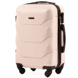 147, Cabin suitcase Wings S, Dirty White