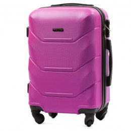 147, Cabin suitcase Wings S, Rose red