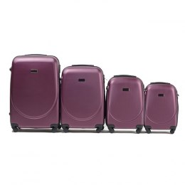 K310, Luggage 4 sets (L,M,S,XS) Wings, Burgundy