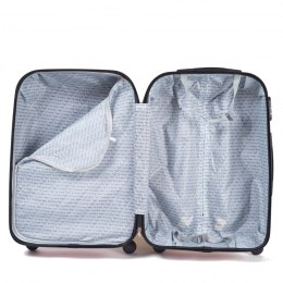 K310, Luggage 4 sets (L,M,S,XS) Wings, Silver Blue