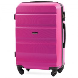 AT01, Middle size suitcase Wings M, Rose red