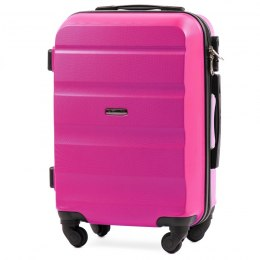 AT01, Cabin suitcase Wings S, Rose red