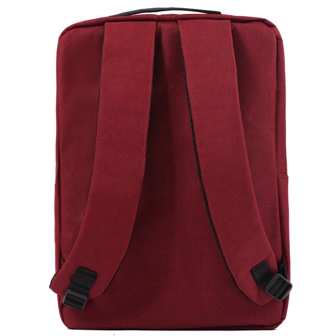 BP30-03, Travel backpack with USB Wings, Red