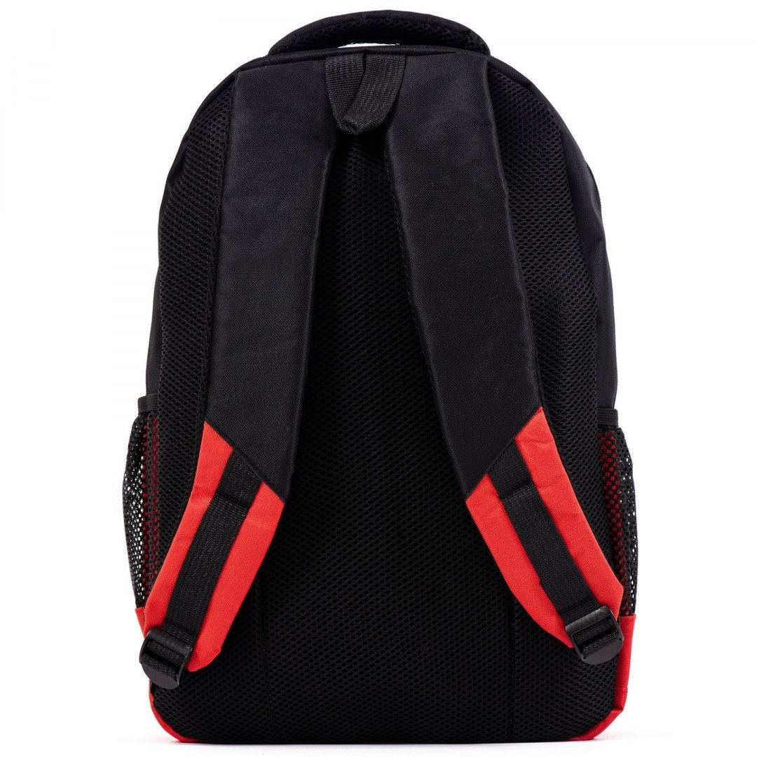 BP40-03, Travel backpacky Wings, Red