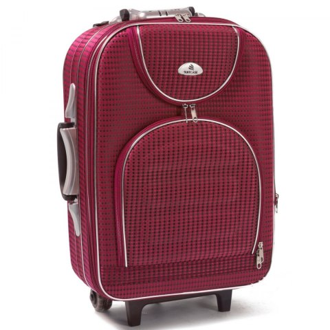 C801, suitcase CODURA S, Red