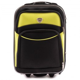 102, suitcase CODURA XS, Black/Green