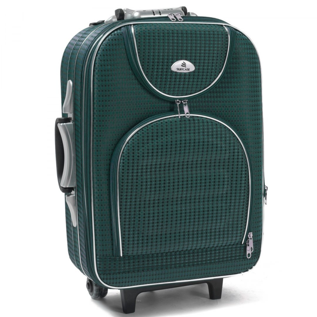 C801, suitcase CODURA S, Green